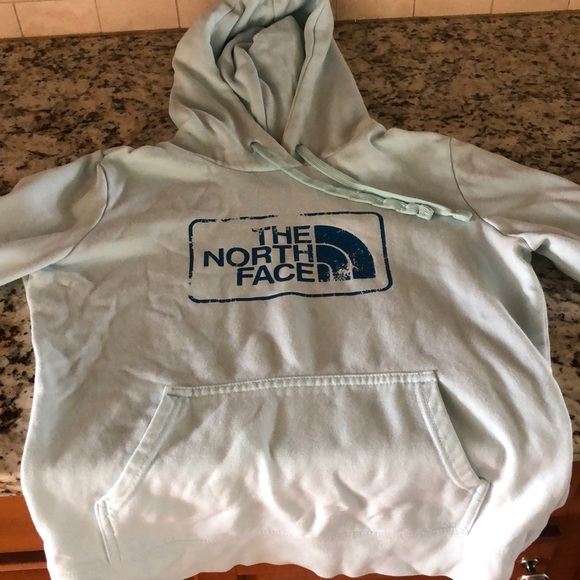 The North Face Jackets & Blazers - Mint North Face Hoodie